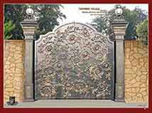 Decorative Doors & Gates